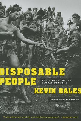 Disposable People By Bales, Kevin
